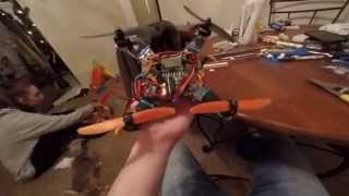 Simple Mini Quadcopter Build Cheap