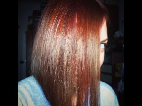 I miei capelli ROSSI - hennè  644330ce39dd
