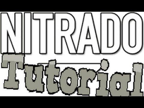 Neueste Nitrado Version Server Erstellenmanagen Tutorial - Eigenen minecraft server erstellen nitrado