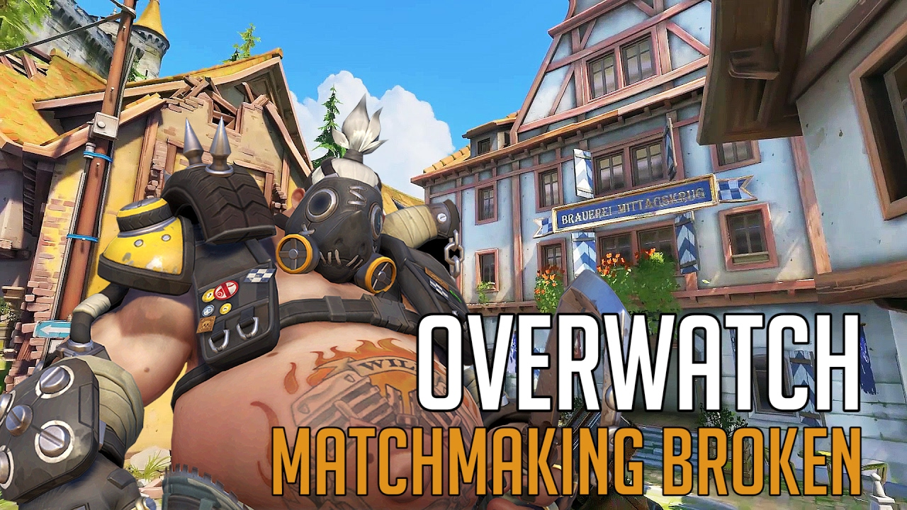 overwatch matchmaking roles