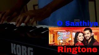 Saathiya Ringtone | Ishqbaaz serial