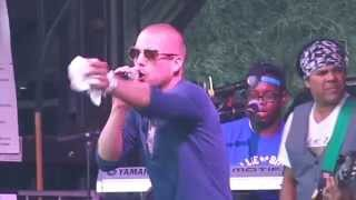 Collie Buddz: Come Around - Cali Uncorked Festival - Irvine, CA - 11/14/2015