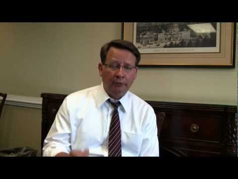 Rep. Gary Peters Thanks PCCC Members
