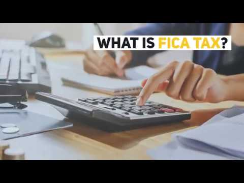 What is FICA