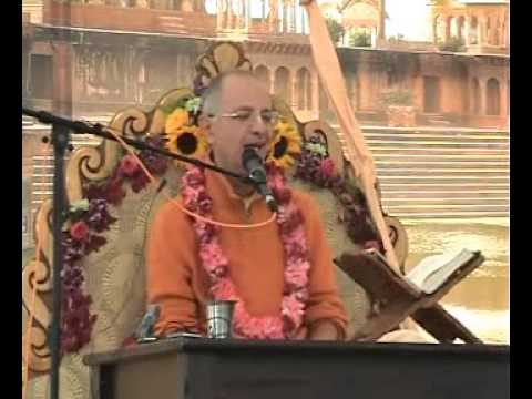 Шримад Бхагаватам 1.18.21 - Бхакти Вигьяна Госвами