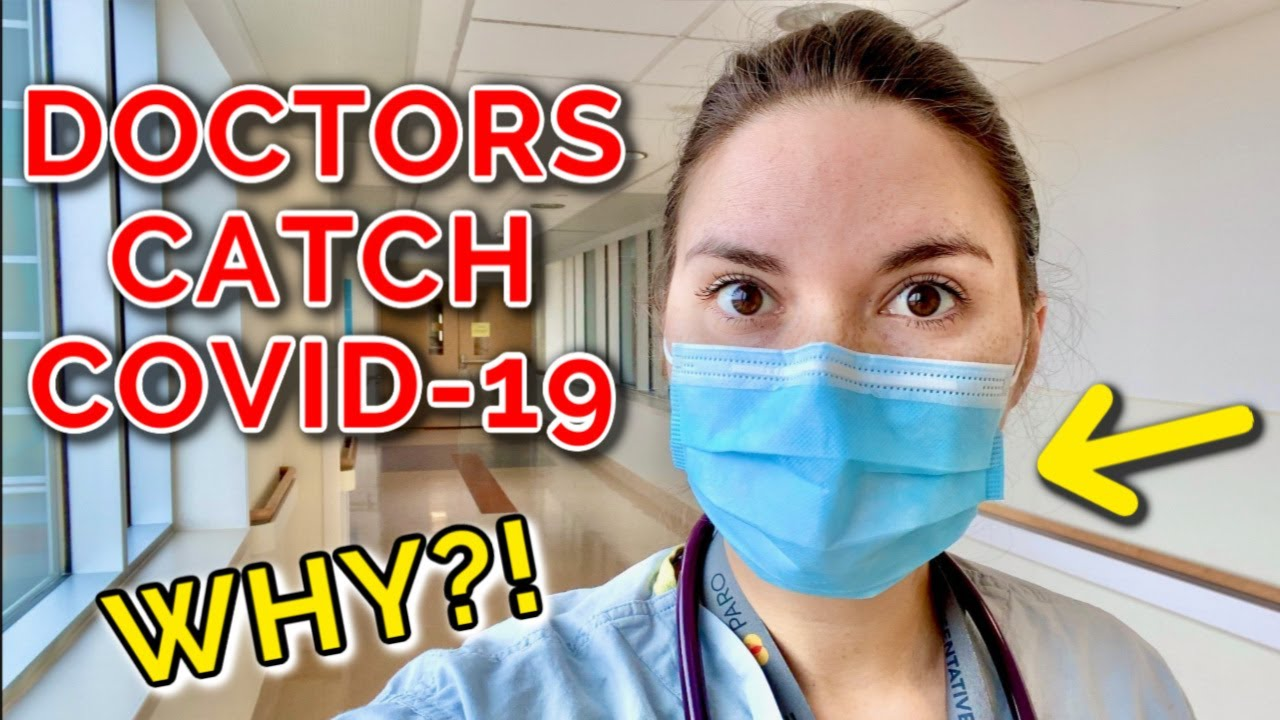 DOCTOR REVEALS TRUTH ABOUT MASKS: Why Healthcare Workers Are Catching COVID-19