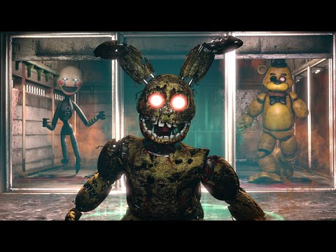 Five Nights at Freddy's Movie: Complete Edition
