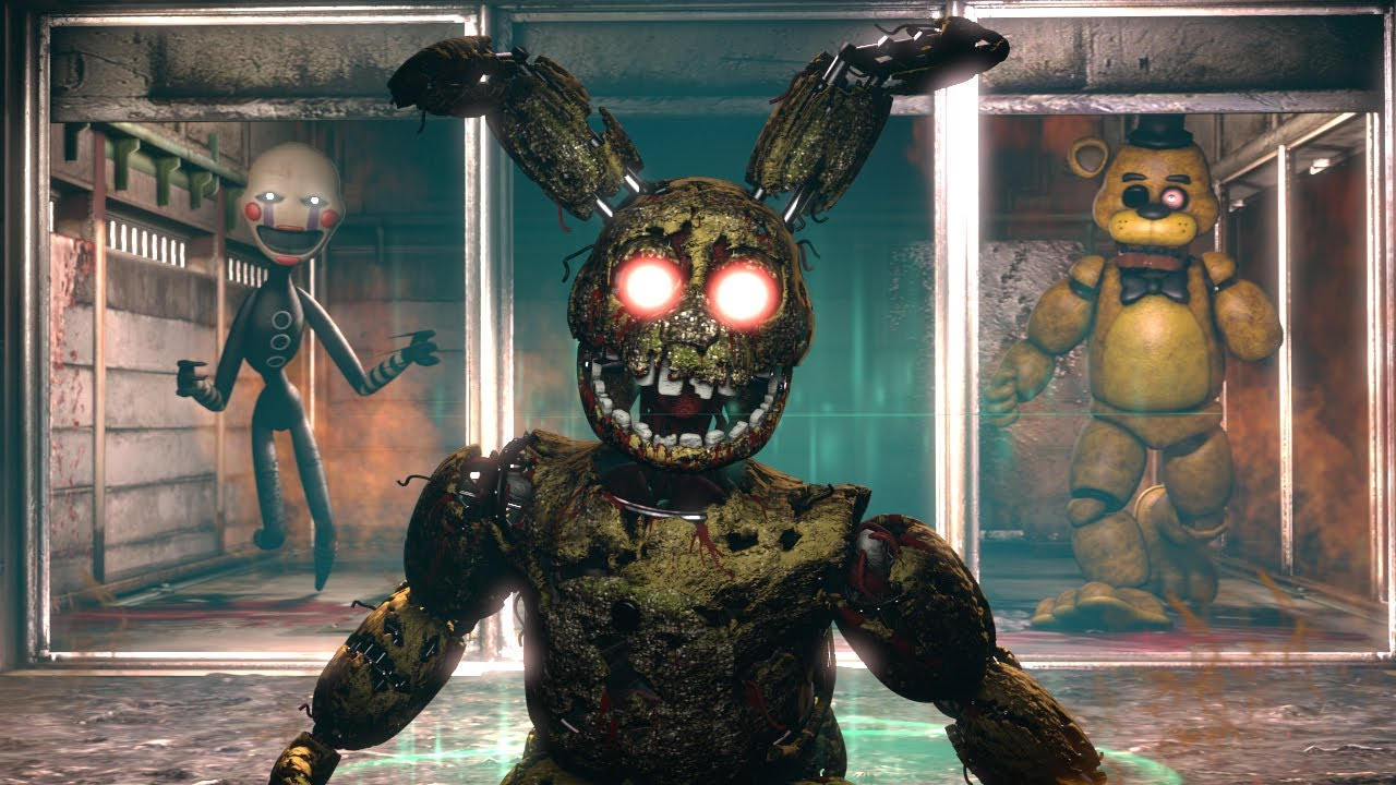 Download Five Nights at Freddy's: The Movie [Complete Edition]