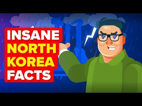 50 Insane Facts About North Korea You Didn't Know