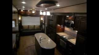 Heartland RVs Big Country 3650RL 5th wheel  @ Ohio RV Sales Dealer Couch