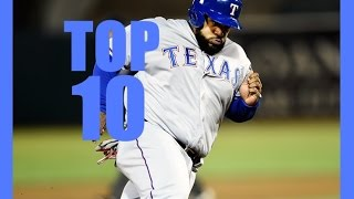 Top 10 Heaviest MLB Players