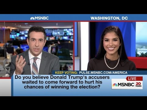 """Madison Gesiotto on MSNBC's """"Pulse of America"""" with Ari Melber"""