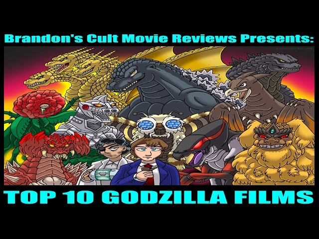 Brandons Cult Movie Reviews: Top 10 Godzilla Films