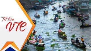 Đến Sóc Trăng đi chợ nổi Ngã Năm ngày Tết  | VTC