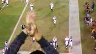 Mike Haas with a touch down for the Bears. Thumbnail