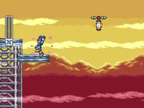 [TAS] SNES Mega Man X3 u0022100%u0022 by Hetfield90, nrg_zam u0026 GlitchMan in 42:16.24