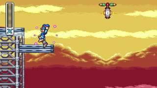 "[TAS] SNES Mega Man X3 ""100%"" by Hetfield90, nrg_zam & GlitchMan in 42:16.24"