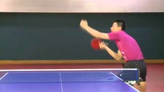 Ma Long's Technique