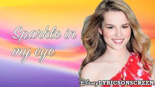Bridgit Mendler - How To Believe (Lyrics Video) HD