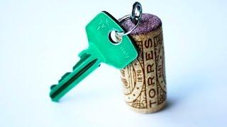 Что можно сделать из винных пробок � Идеи для Дома