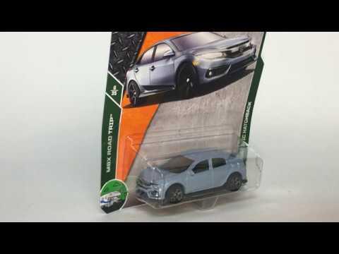Matchbox 2018 New Model Review: Honda Civic