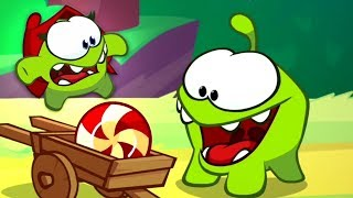 Little Red Hungry Hood | Om Nom Cartoons | Videos For Babies By Kids Channel