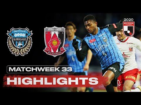 Kawasaki Frontale Urawa Goals And Highlights