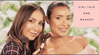 """Natural """"No Makeup"""" Makeup Look With Diana Madison & Julissa Bermudez"""