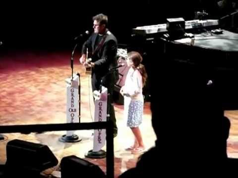 Vince Gill with his daughter Corrina - Billy Paul