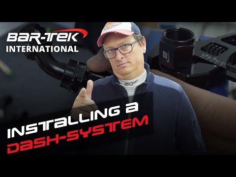 How to install a Dash-System | BAR-TEK® Motorsport