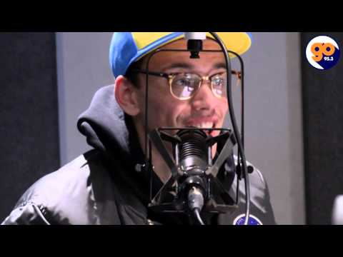 Logic talks Tree of Life, Donald Trump, Voting and more with Mr. Peter Parker on Go 95.3