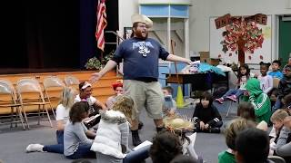 The Universe and Other Stuff Musical 2018 at John Muir Elementary