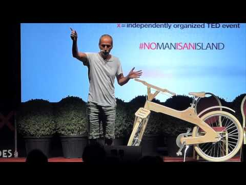 No Idea is An Island | Paul Efmorfidis | TEDxRhodes