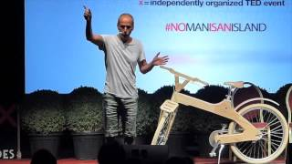 No Idea is An Island | Paul Efmorfidis | TEDxRhodes