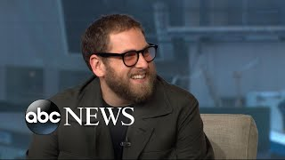 Jonah Hill and Sunny Suljic open up about 'Mid90s'