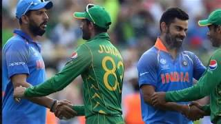 Team India Shown Sportsman Spirit After Loosing Game From PAK - Champions Trophy 2017