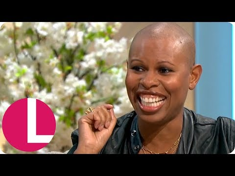 Skunk Anansie's Skin on Getting an Apology from Stormzy   Lorraine