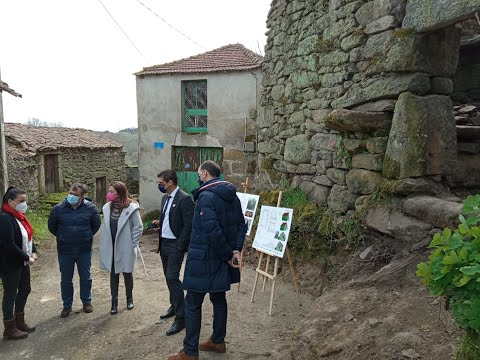 La Xunta invertirá más de 44.000 euros en la rehabilitación del horno tradicional de A Caridade