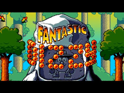 [Eng] Fantastic Dizzy - Walkthrough (Sega Genesis) [1080p][EPX+]