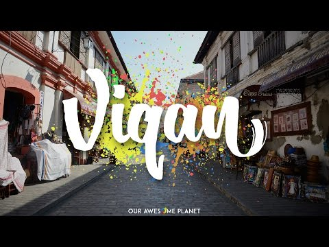 VIGAN: Food and Travel Guide to one of the 7 Wonder Cities o