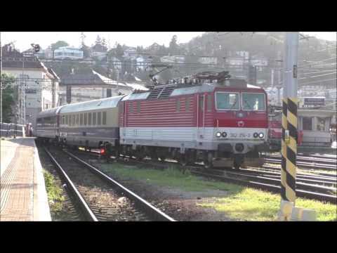 Vlaky: Mimoriadny vlak 10039 z Amsterdamu do Bratislavy
