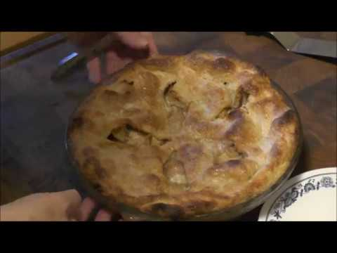 DUTCH Apple Pie using Heavy Cream