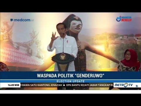 Jokowi: Politik Genderuwo Menakuti Masyarakat Mp3