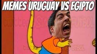 #Charrua los mejores #memes de #Uruguay contra #Egipto