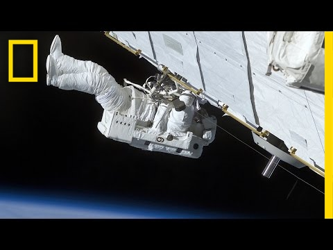 What Happens When an Astronaut Drops Something in Space? | Short Film Showcase
