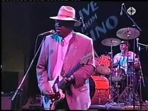 Magic Slim - Look on yonder wall   (1995)