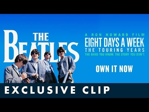 THE BEATLES: EIGHT DAYS A WEEK - Washington Coliseum - Yours to own now