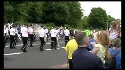 County FB 3 @ Glasgow 12th Parade July 09