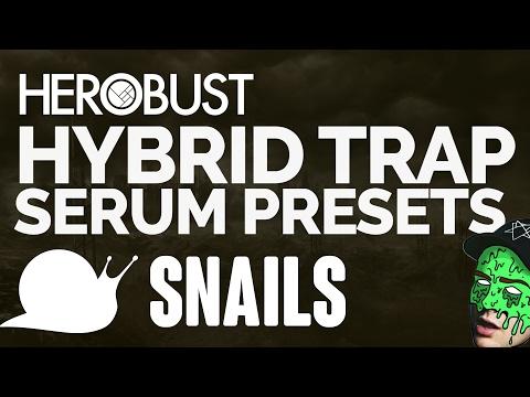 FREE Hybrid Trap Serum Presets