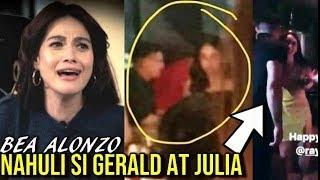 Bea Alonzo Gerald Anderson HIWALAY NA Dahil kay Julia Barretto